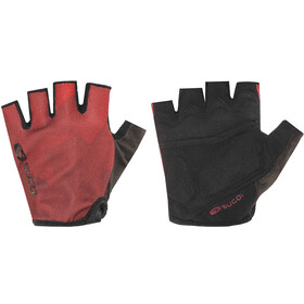 Sugoi Classic Gloves Men red dahlia/mountain print